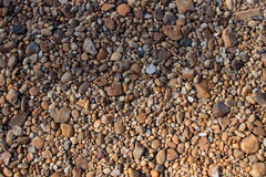Gravel background. Texture close up Royalty Free Stock Photo