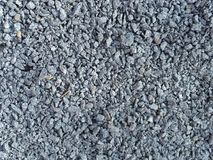 Gravel background and texture Royalty Free Stock Images