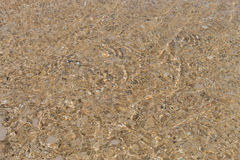 Gravel background texture Royalty Free Stock Image