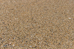 Gravel background texture Stock Photography