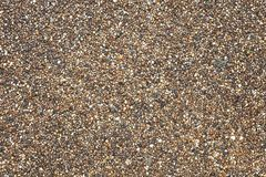 Gravel Concrete Floor. Seamless texture and background Royalty Free Stock Images