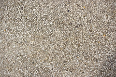 Gravel concrete texture. Gravel concrete floor texture photo stock photo