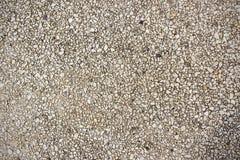 Gravel concrete texture Stock Photo