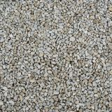 Gravel covered surface Stock Photos