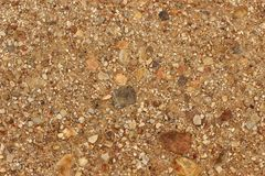 Gravel driveway Royalty Free Stock Photography