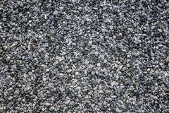 Gravel on the floor royalty free stock image