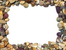 Gravel Frame Stock Photo