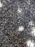 Gravel. For house bulding Royalty Free Stock Images
