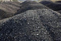 Gravel gray stone for asphalt mix concrete. Gravel gray stone textures asphalt mix concrete in road construction Stock Photos