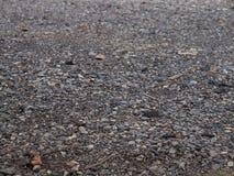 Gravel gray stone textures Royalty Free Stock Photos