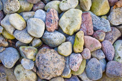 Gravel heap Stock Photo