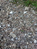 Gravel Royalty Free Stock Photography