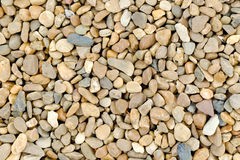 Gravel pattern Royalty Free Stock Photos