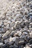 Gravel pile Stock Image