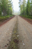 Gravel road Stock Photo