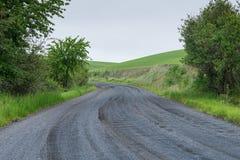 Gravel road Stock Photo