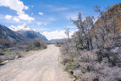 Gravel road Royalty Free Stock Photography