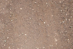 Gravel Road Surfaces Texture Backgrounds, Texture 7 Royalty Free Stock Images