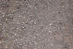 Gravel Road Surfaces Texture Backgrounds, Texture 6 Royalty Free Stock Photos