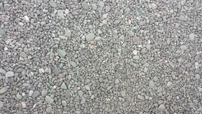 Gravel rocks stock photo
