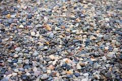 Gravel_rocks_multi-colored_pebbles στοκ φωτογραφία με δικαίωμα ελεύθερης χρήσης