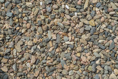 Gravel roofing Stock Photography