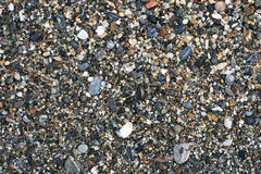 Gravel small Stock Photo