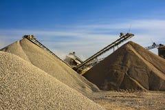Free Gravel & Stone Crushing Machine Stock Photos - 83052423