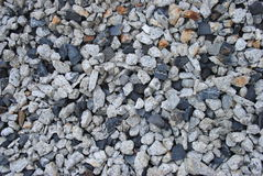 Gravel stone texture. Little round stones in different colors. Background image. Gravel stone texture. Little round stones in different colors Royalty Free Stock Photo