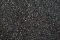 Gravel street texture Royalty Free Stock Image