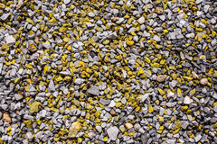Gravel surface Stock Photography