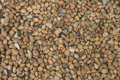 Gravel. Surface suitable for decoration or passages Royalty Free Stock Photo