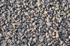 Gravel texture Stock Image