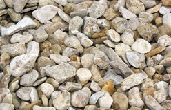 Gravel Texture Stock Photography