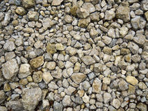 Gravel Texture Royalty Free Stock Photo