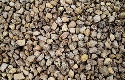 Gravel Texture Stock Photography