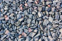 Gravel texture Royalty Free Stock Photo