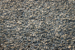 Gravel texture. Pattern background. Stock Image