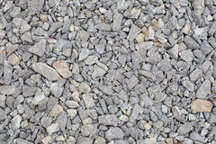 Gravel texture pattern Royalty Free Stock Images