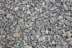 Gravel texture pattern Royalty Free Stock Photos