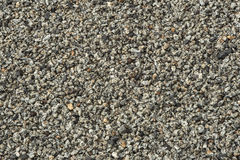 Gravel Texture. Small grey gravel background pattern texture Royalty Free Stock Photos