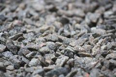 Gravel Textured Bokeh Background Royalty Free Stock Photos