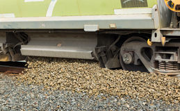 Gravel Track Layer Royalty Free Stock Photography