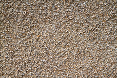 Gravel Wall Royalty Free Stock Photography