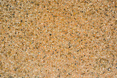 Gravel wall Royalty Free Stock Images