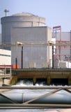 gravelines核发电站 库存照片