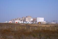gravelines核发电站 图库摄影