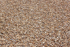 Gravels. Of a sand pit on full page Stock Photography