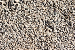 Gravels. Photo of Gravels from top view Stock Image