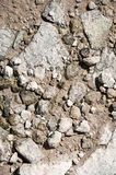 Gravels Royalty Free Stock Photography